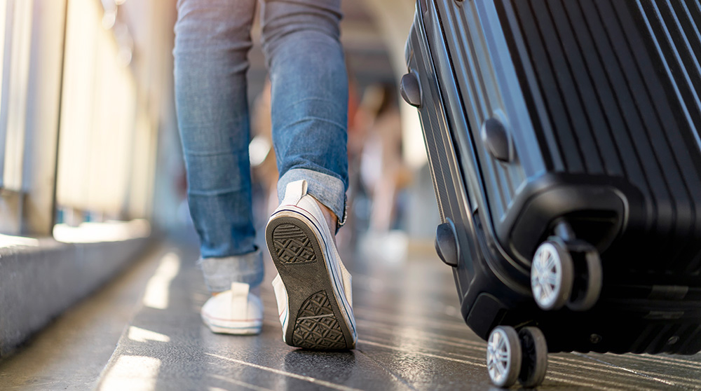 6 tips for safe travel during COVID-19.
